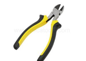Side cutting plier