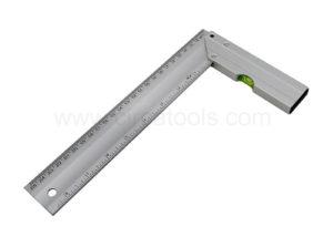 square aluminum handle