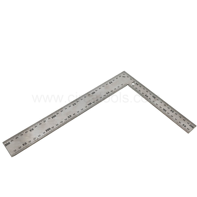 flat steel square